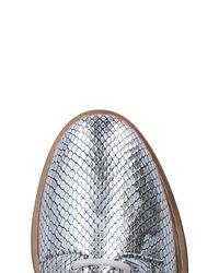 Boemos - Metallic Low-tops & Sneakers - Lyst