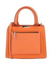 Victoria Beckham - Orange Handbag - Lyst