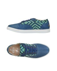 Vivienne Westwood - Blue Low-tops & Sneakers for Men - Lyst