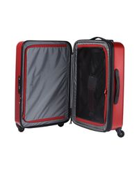 Victorinox - Red Wheeled luggage - Lyst