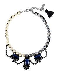 Rada' | Blue Necklace | Lyst