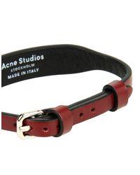 Acne - Multicolor Bracelet for Men - Lyst