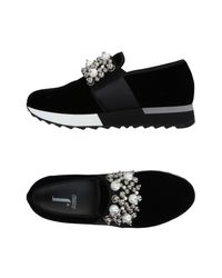 Jeannot - Black Low-tops & Sneakers - Lyst