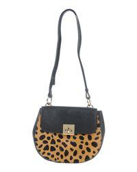 Tosca Blu - Black Shoulder Bag - Lyst