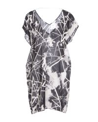 2nd Day | Black Short Dress | Lyst