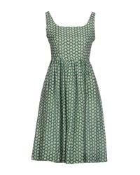 Siyu | Green Short Dress | Lyst
