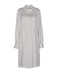 Agnona | White Knee-length Dress | Lyst