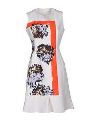 Dior | White Short Dress | Lyst