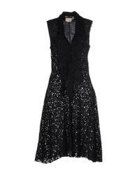 DKNY | Black Knee-length Dress | Lyst