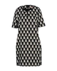 Paul & Joe - Black Short Dress - Lyst