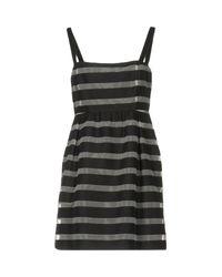 Pennyblack | Gray Short Dress | Lyst