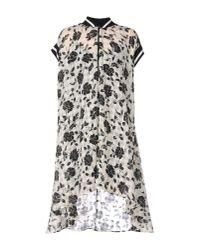 I'm Isola Marras - White Short Dress - Lyst