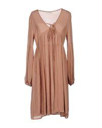 Glamorous | Multicolor Short Dress | Lyst