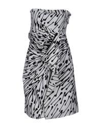 Gucci | White Short Dress | Lyst
