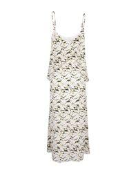 Lala Berlin - White 3/4 Length Dress - Lyst