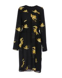 Marni - Black Knee-length Dress - Lyst