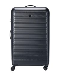 Delsey - Black Wheeled luggage - Lyst