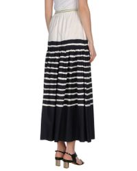 I'm Isola Marras - Black Long Skirt - Lyst