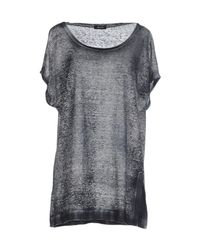 Avant Toi Gray Sweater