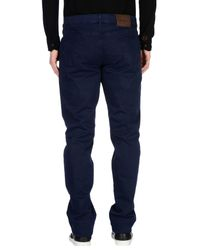 Etro | Blue Casual Pants for Men | Lyst