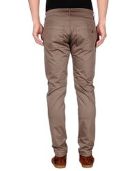 Dondup | Natural Casual Pants for Men | Lyst