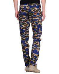 Carhartt | Blue Casual Pants for Men | Lyst