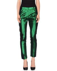 Mauro Grifoni - Green Casual Pants - Lyst