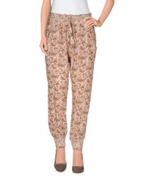 Denim & Supply Ralph Lauren - Natural Casual Trouser - Lyst