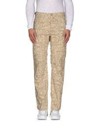 Carhartt | Natural Casual Trouser for Men | Lyst