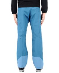 Patagonia - Blue Ski Trousers for Men - Lyst