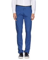 Marc By Marc Jacobs | Blue Casual Pants for Men | Lyst