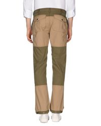 RLX Ralph Lauren - Brown Casual Trouser for Men - Lyst