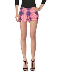 Prada - Pink Shorts - Lyst