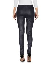 ONLY - Blue Leggings - Lyst