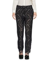 Erdem | Black Casual Pants | Lyst