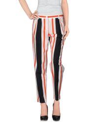 Dolce & Gabbana   White Casual Pants   Lyst