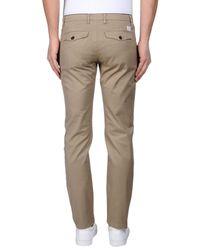 Department 5 - Natural Casual Pants for Men - Lyst