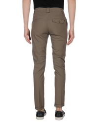 Dondup - Multicolor Casual Pants for Men - Lyst