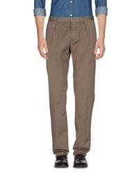 Incotex | Multicolor Casual Pants for Men | Lyst