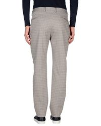 Philippe Model - Gray Casual Pants for Men - Lyst