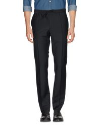 Valentino | Gray Casual Pants for Men | Lyst