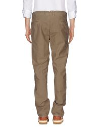 Incotex - Natural Casual Pants for Men - Lyst