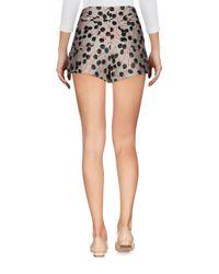 Giamba | Natural Shorts | Lyst