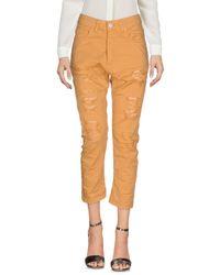 Berna | Multicolor Casual Trouser | Lyst