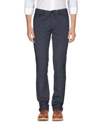 Bellerose   Blue Casual Trouser for Men   Lyst