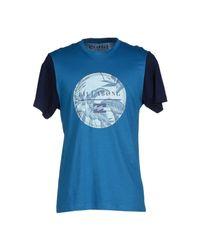 Billabong - Blue T-shirt for Men - Lyst