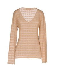 Jucca - Natural Sweater - Lyst