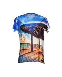 Imperial | Blue T-shirt for Men | Lyst
