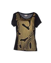 Miss Sixty - Black T-shirt - Lyst