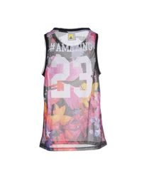Shop ★ Art - Purple Vest - Lyst